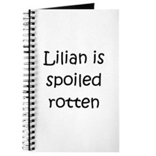 Funny Lilian Journal