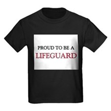 Proud to be a Lifeguard T