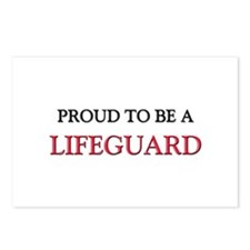Proud to be a Lifeguard Postcards (Package of 8)