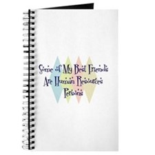 Human Resources Person Friends Journal