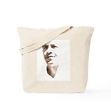 Barack Obama Integrity Face S Tote Bag