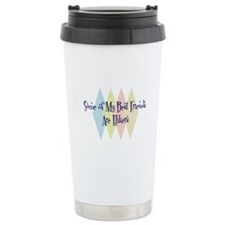 Hikers Friends Travel Coffee Mug