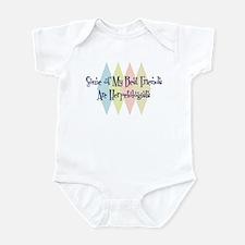 Herpetologists Friends Infant Bodysuit