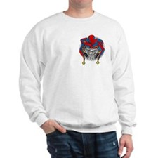 Jester Stitches Sweatshirt