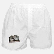 Love...Two Minds Boxer Shorts