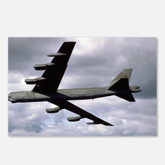B-52 Stratofortress in Flight Postcards (Package o