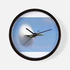 Sight of Sound Wall Clock