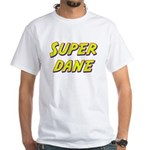 Super dane White T-Shirt