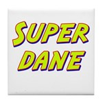 Super dane Tile Coaster