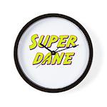 Super dane Wall Clock