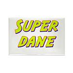 Super dane Rectangle Magnet (10 pack)