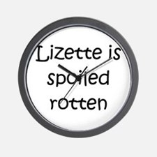 Lizette Wall Clock