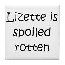Lizette Tile Coaster
