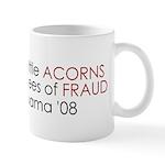 Little ACORNS - Trees of FRAU Mug