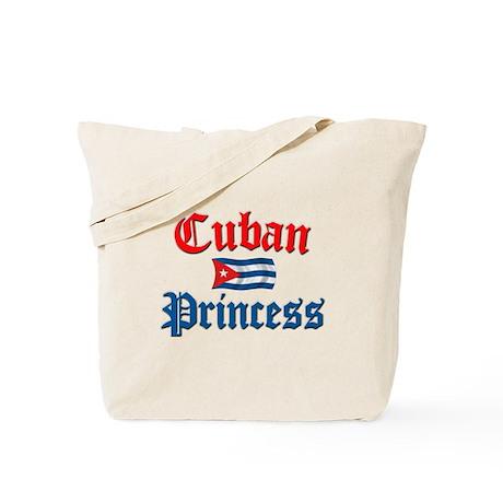 Cuban Princess II Tote Bag