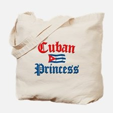 Cuban Princess II Tote Bag