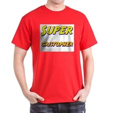 Super cristopher T-Shirt