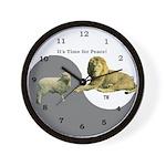 Peace Clock