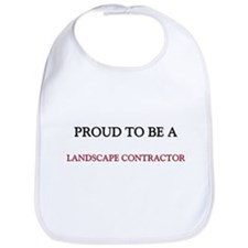 Proud to be a Landscape Contractor Bib