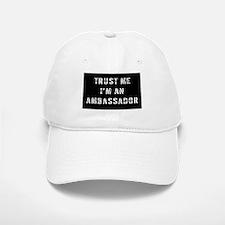 Ambassador Gift Baseball Baseball Cap