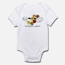 Flesh Eating Infant Bodysuit