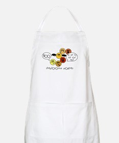 Flesh Eating BBQ Apron