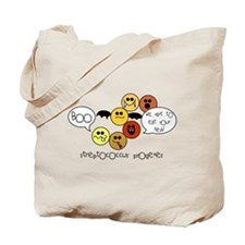 Flesh Eating Tote Bag