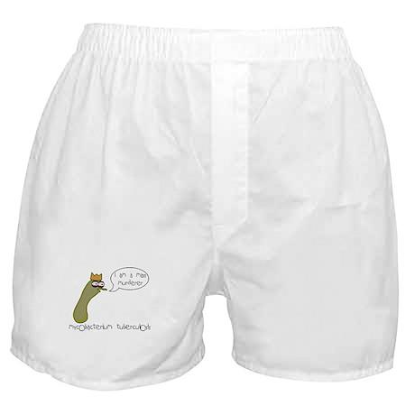 Tuberculosis Boxer Shorts