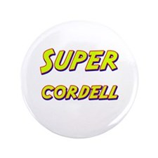 "Super cordell 3.5"" Button"