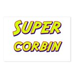 Super corbin Postcards (Package of 8)
