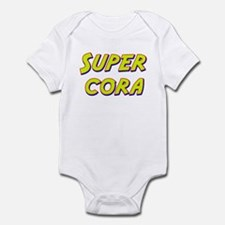 Super cora Infant Bodysuit