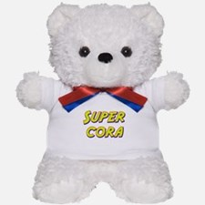 Super cora Teddy Bear