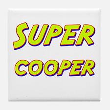 Super cooper Tile Coaster
