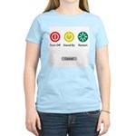 Restart Button Women's Light T-Shirt