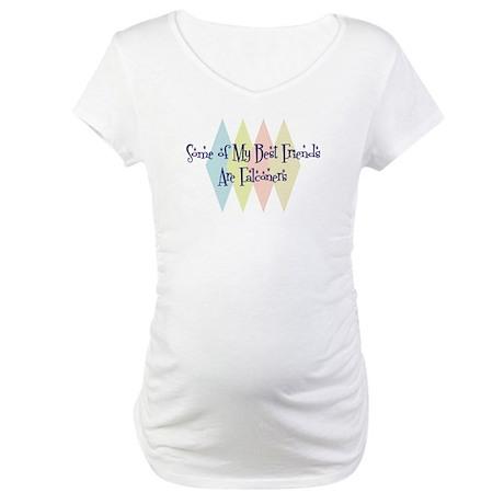 Falconers Friends Maternity T-Shirt