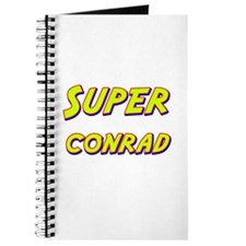 Super conrad Journal