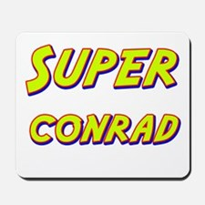 Super conrad Mousepad