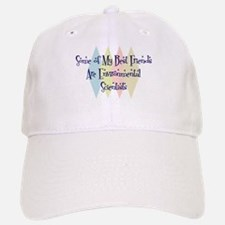 Environmental Scientists Friends Baseball Baseball Cap