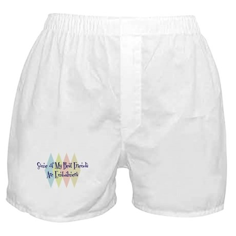 Embalmers Friends Boxer Shorts