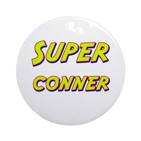Super conner Ornament (Round)
