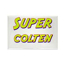 Super colten Rectangle Magnet