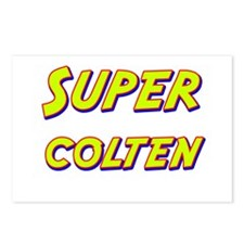 Super colten Postcards (Package of 8)