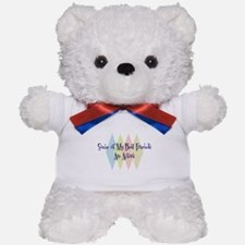 Actors Friends Teddy Bear