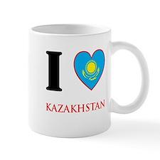 I Love Kazakhstan Mug