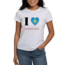 I Love Kazakhstan Tee