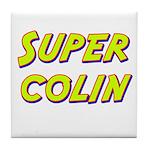 Super colin Tile Coaster
