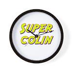 Super colin Wall Clock