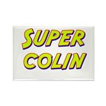 Super colin Rectangle Magnet