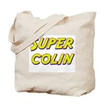 Super colin Tote Bag