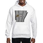 Arkansas Pride! Hooded Sweatshirt